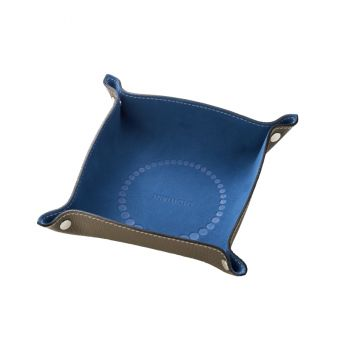 Suede Jewelry Tray