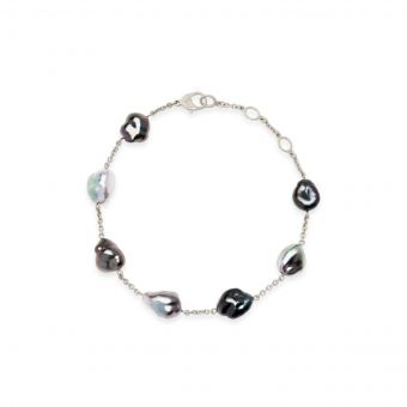 Wynn Resort Baroque Pearl Bracelet