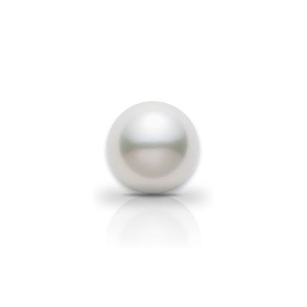 White South Sea cultured pearl