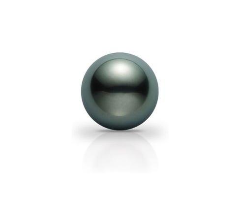 Black South Sea cultured pearl