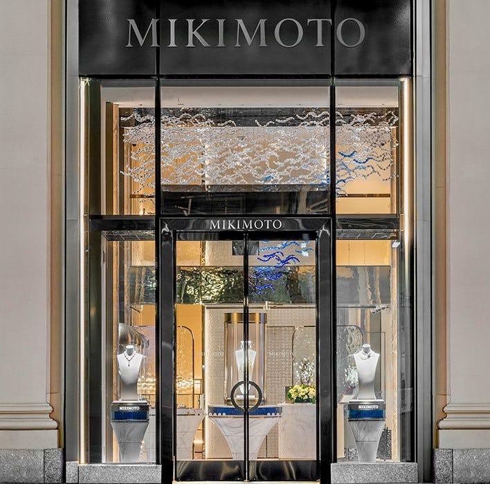 NEW Mikimoto New York boutique opens