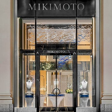 NEW Mikimoto New York boutique opens