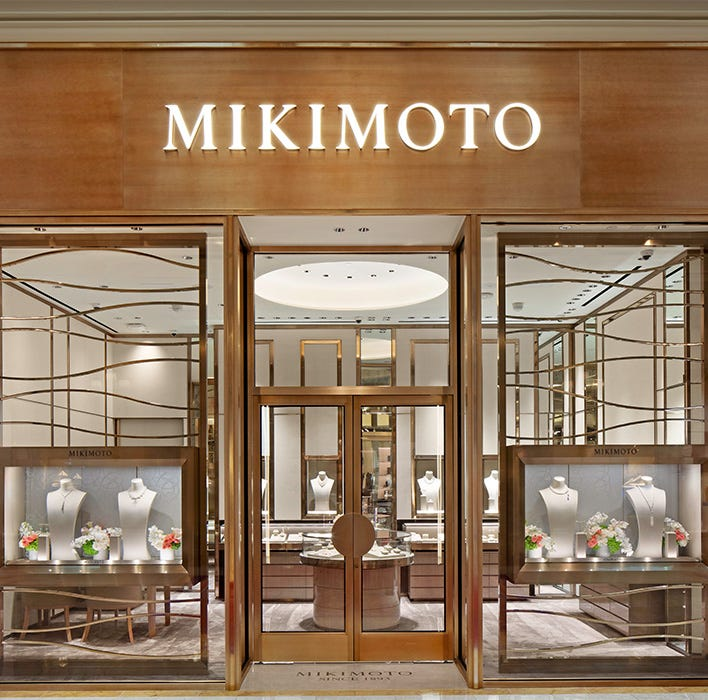 Mikimoto welcomes you to Las Vegas